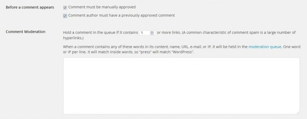 combating wordpress comment spam